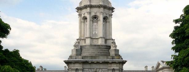 Trinity College Dublin Campanile2