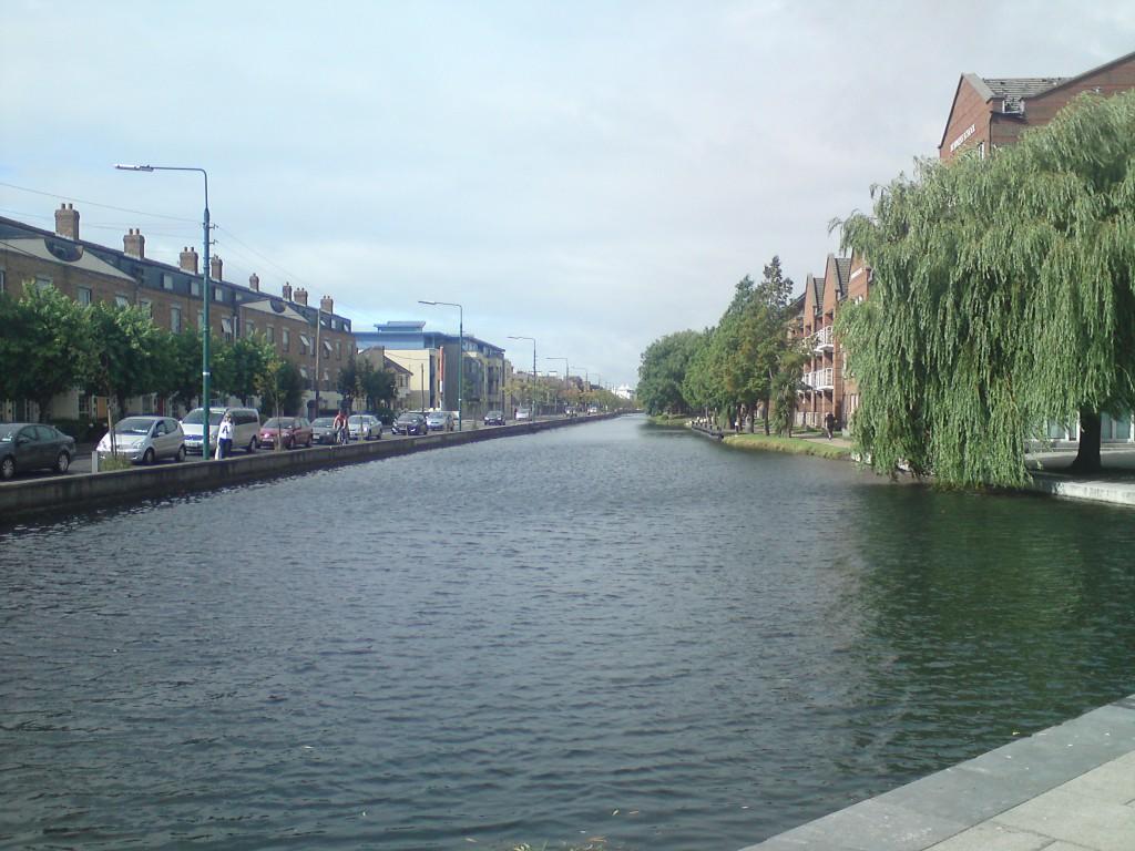 Canale Grande du Dublin